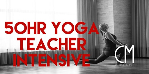 50hr Yoga Teacher Intensive