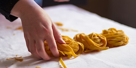 Italian Pasta Class + Dinner - a journey in Emilia Romagna with Madebyflour tickets