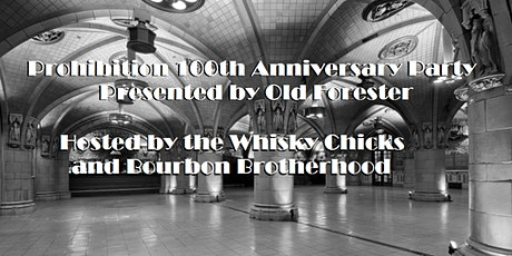 Prohibition 100th Anniversary Party tickets