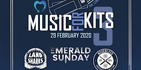 Music for Kits 3 tickets