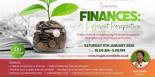 GWF Region 1 Seminar