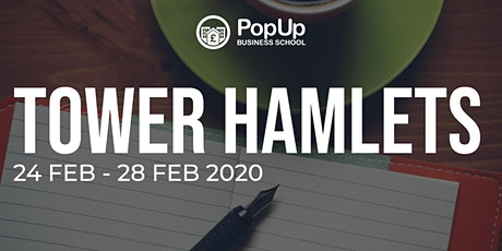 Tower Hamlets - PopUp Business School | Making Money from your Passion tickets