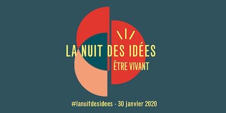 La Nuit des Idées  (The Night of Ideas) tickets