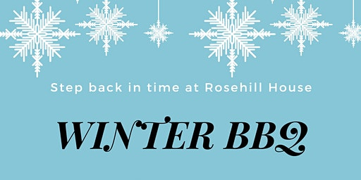 Winter BBQ @ Rosehill House, Stewartstown