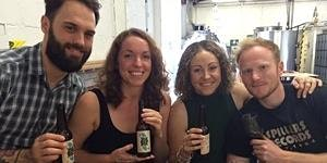 Brewery Tour and Tutored Beer Tasting - June