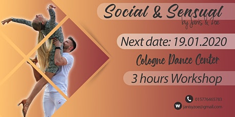Social & Sensual Day by Janis y Zoé / Januaredition Tickets