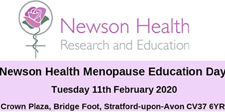Newson Health Menopause Education day tickets