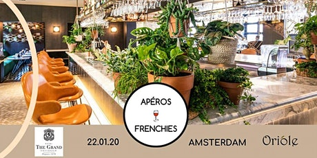 Apéros Frenchies Afterwork - Amsterdam Launching tickets