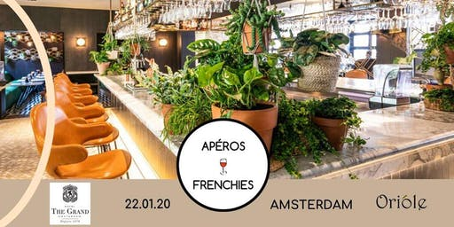 Apéros Frenchies Afterwork - Amsterdam Launching