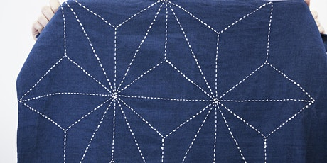 REPAIR, QUILT EN BORDUUR WORKSHOP: SASHIKO / BORO IN ROTTERDAM, ZONDAG 12 JANUARI 2020 tickets