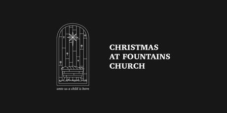 Fountains Church : Contemporary Carols tickets