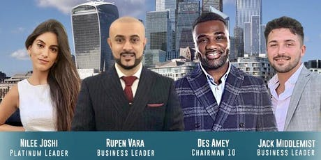Building Generational Wealth Masterclass: Central London tickets