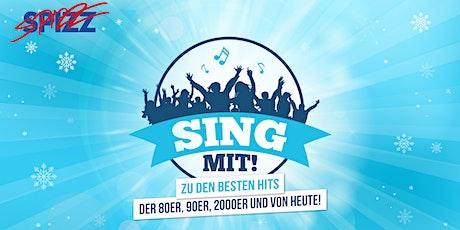 SING MIT! im SPIZZ Leipzig w/ DJ CAT Tickets
