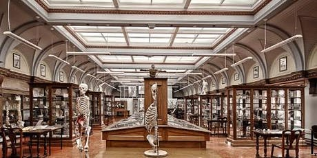 Anatomical Museum Creative Writing Workshop - World Book Day tickets