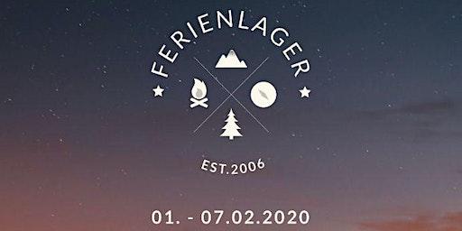 Ferienlager 2020- Abenteuer mit deiner Gemeinschaft