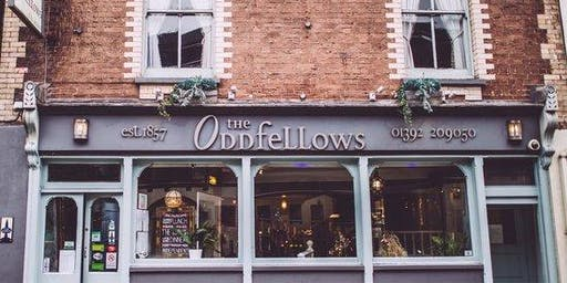 Pi Singles Sunday Lunch at The Oddfellows
