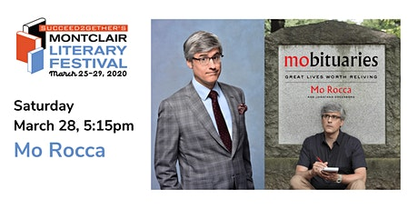 Mo Rocca: Mobituaries tickets