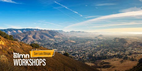 LMN's One-Day Best in Landscape Workshop - San Luis Obispo tickets