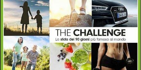 The Challenge - Presentazione biglietti