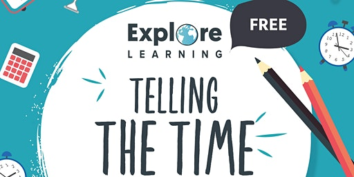FREE Telling the Time Workshop!