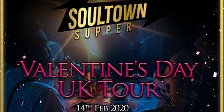 The SoulTown Supper Valentine's Tour-Birmingham tickets