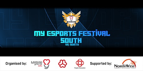 MY Esports Festival (Southern Qualifiers) tickets