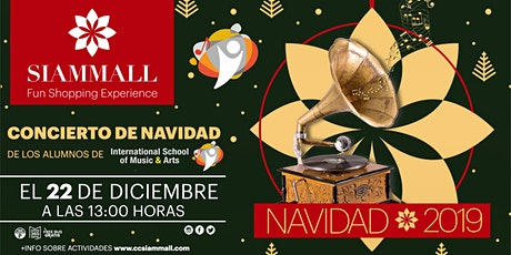 Concierto de Navidad de la International School of Music & ART entradas