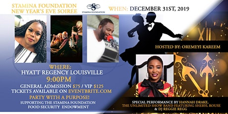 Stamina Foundation New Year's Eve Soiree tickets