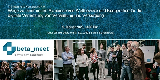 TI | Integrierte Versorgung 4.0: Wettbewerb und Kooperation bei Vernetzung