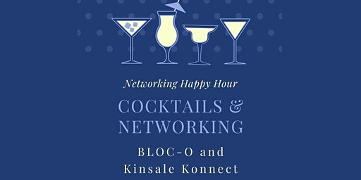 BLOC-O Networking Happy Hour