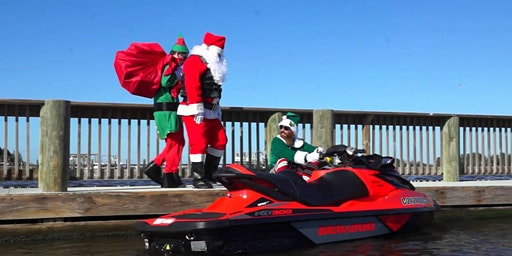 Friday's Sea-Doo Dasher Christmas Cruise