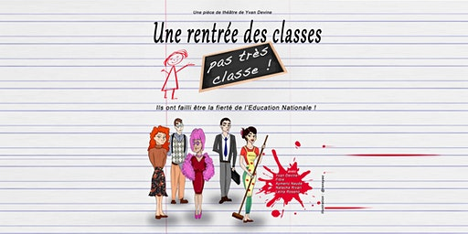 Une rentrée des classes...pas très classe