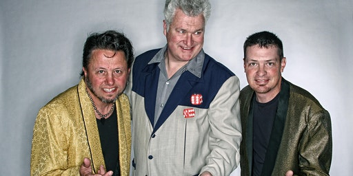 Elvis Birthday Bash featuring  Mark Gamsjager and The Lustre Kings