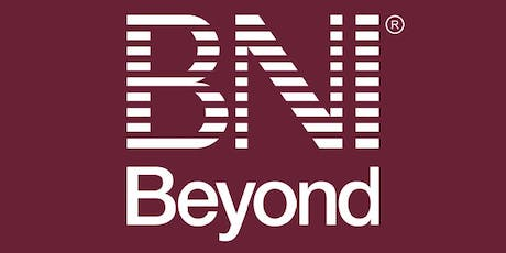 Copy of BNI Beyond Business Networking Breakfast (January to March 2020)  tickets