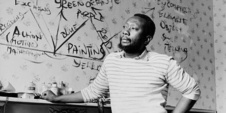 My time with Frank Bowling by Isabel H Langtry tickets