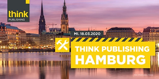THINK PUBLISHING 2020 - Hamburg