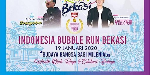 INDONESIA BUBBLE RUN BEKASI 2020