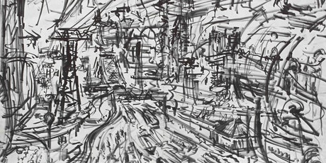 Drawing Session: Sketch Club - Collaborative Cityscape with Jeanette Barnes tickets