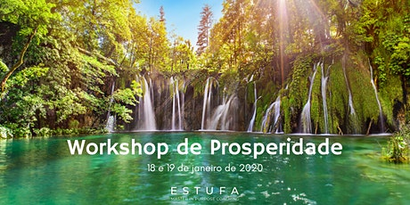 Workshop de Prosperidade ingressos