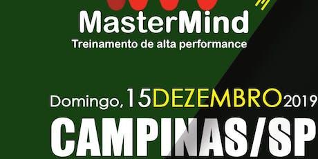 Master Mind ingressos