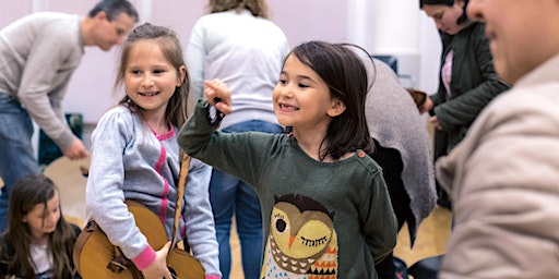 Family Ukulele Workshop