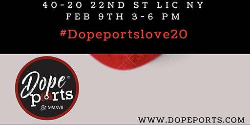 Love sick a Dopeports Valentines