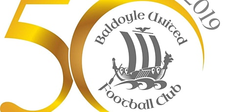 Baldoyle United 50th Dinner Dance tickets