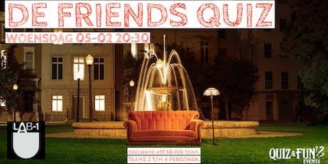 De Friends Quiz | Eindhoven tickets