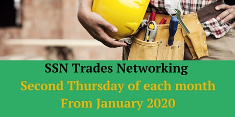 Synergy Success Network - Trades Networking tickets