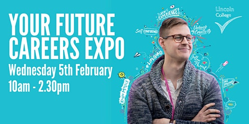 Your Future Careers Expo - Lincoln (Exhibitors)