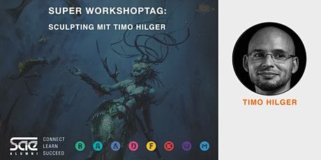 Game Art - Super Workshoptag: Sculpting mit Timo Hilger tickets