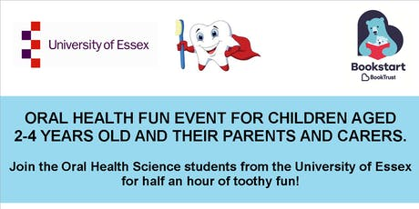 Oral Health Fun Event for Children tickets