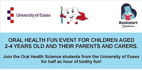 Oral Health Fun Event for Children tickets