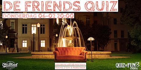 De Friends Quiz | Breda tickets